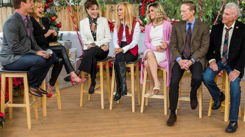 Knots Landing 35th Reunion on Home & Family