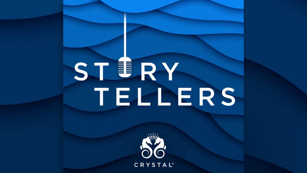 Crystal Storytellers Podcast: Michele Lee